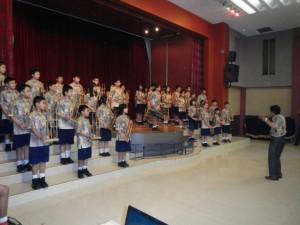 Harmonisasi Angklung