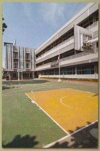 lapangan olahraga outdoor
